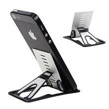 Brand New Style Mobile Phone Holders Folding Adjustable Desk Stand Holder For iPhone Samsung Cell Tablet