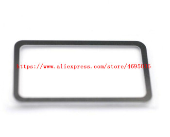 NEW Top Outer LCD Display Window Glass Cover (Acrylic) For Canon FOR EOS -1DX 1DX Digital Camera Repair Part + TAPE image