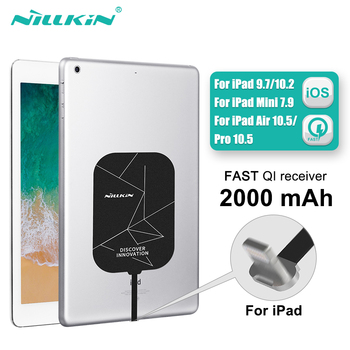 For IPad Wireless Charging Receiver, Nillkin Magic Tag X Qi Wireless Charger Receiver Chip For IPad 10.2 / 9.7 For IPad Pro 10.5