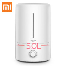 Xiaomi Mijia deerma 5L Air Humidifier Household Ultrasonic Diffuser  Deerma Humidifier  Aromatherapy Humificador For Office Home цены