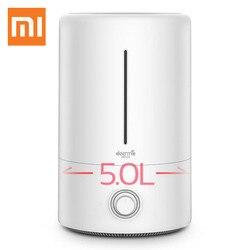 Xiaomi Mijia deerma 5L nawilżacz powietrza domowego dyfuzor ultradźwiękowy Deerma nawilżacz aromaterapia Humificador dla Office Home|Nawilżacze powietrza|   -