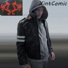 Прототип игры Alex Mercer Zeus из искусственной кожи персонаж косплей мужская одежда костюмы на Хэллоуин для женщин куртки толстовки