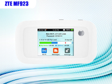 Unlocked 4g ZTE MF923 lte wifi Router Support LTE 4G CPE LTE 700/850/AWS/1900/1700MHz for north America цена и фото