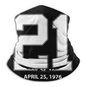 Шарф легендарный Дункан бандана Шейная теплая повязка на голову велосипедная маска Легенда спорт поп-культура баскетбольный костюм для поклонения американским иконам
