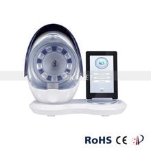 Professional Facial Skin Analyzer Digital Precision Skin Care Tester Monitor Detector for Beauty Salon