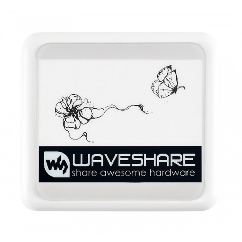 Waveshare 4.2Inch Passive NFC-Powered E-Paper, No <font><b>Battery</b></font>, Wireless Powering & Data Transfe image