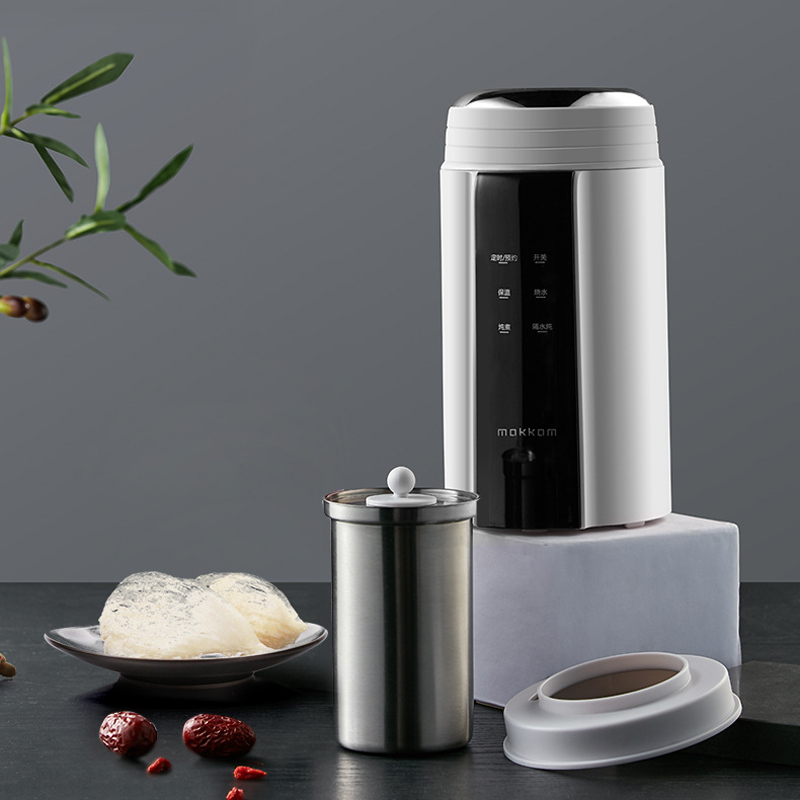 0.7L Portable Electric Kettle 220V Teapot Household Travel Multifuncation Timing Mini Foldable