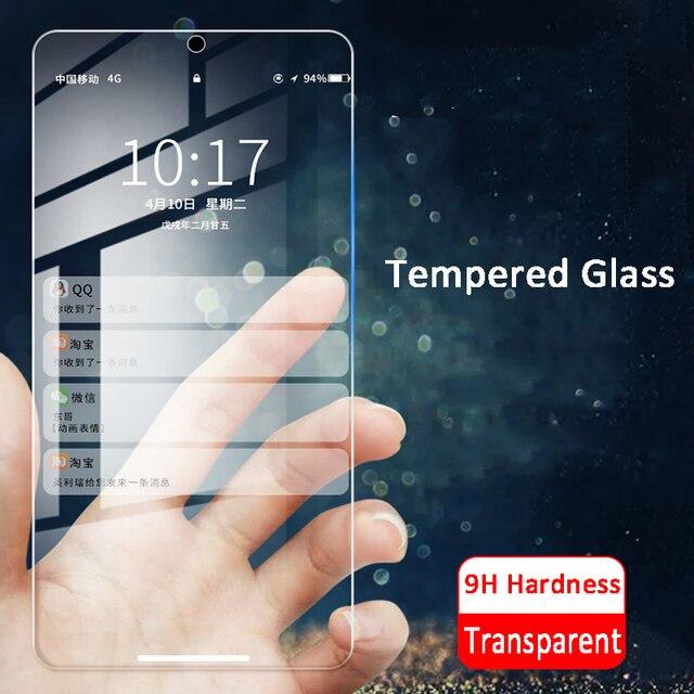 2in1 Screen Protective Glass for Xiaomi Poco X3 NFC Pocophone F1 Tempered Protector Camera Lens Film on Pocox3 X 3 Pro F M F3 M3 2