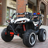 Cool Kids Four-wheel Drive Electric Off-road Vehicle Riding Toy Gifts for  2-10 Years Old Kids Ride on Child Remote Control Car