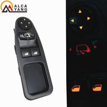 6554.ZJ для Fiat Scudo Citroen Jumpy Citroen Dispatch Peugeot Expert Master 2007 - 2016 Кнопка переключения стеклоподъемника
