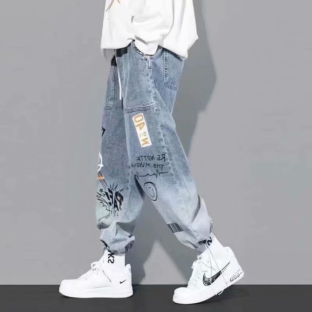Men's Hip Hop Jogging Pants 5