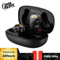 Whizzer OT1 Airdots TWS Bluetooth 5.0 Earphone Stereo Wireless Noise Cancellation auriculares bluetooth inalambrico AI Control