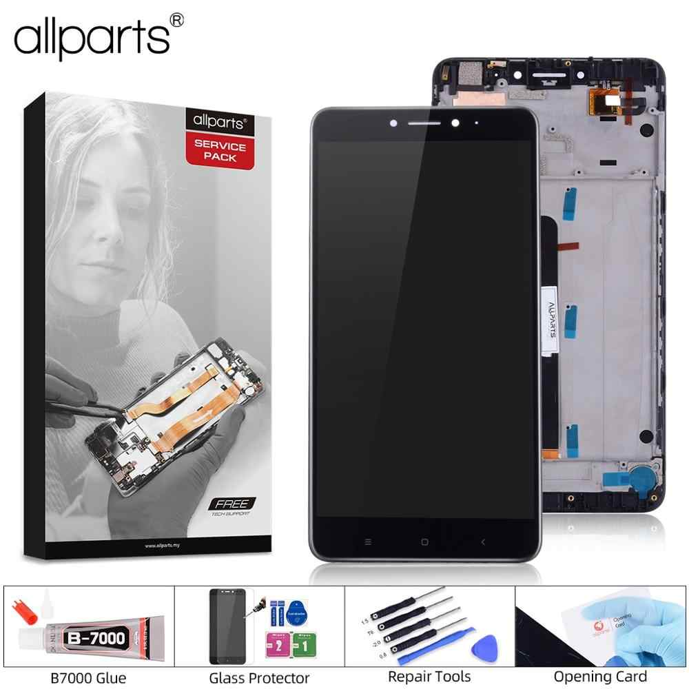Original Display For XIAOMI Mi Max 2 LCD Touch Screen with Frame Replacement Screen for Xiaomi Mi Max 2 Display Max2 LCD