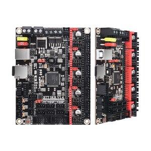 Image 2 - BIGTREETECH SKR V1.4 BTT SKR V1.4 carte de commande Turbo 32Bit SKR V1.3 SKR 1.4 TMC2209 TMC2208 pièces dimprimante 3D pour Ender 3 Pro