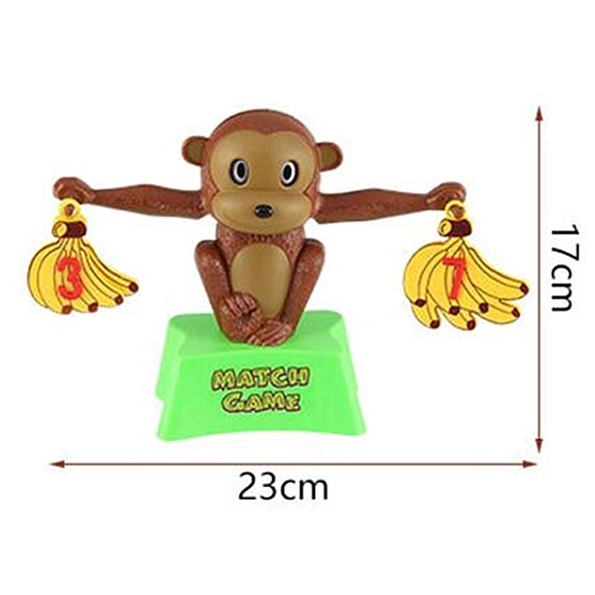 קוף מאזניים - משחק ילדים ללימוד חשבון ומספרים 5