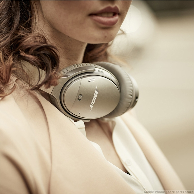 Bose QuietComfort Noise Cancelling Sport Earphone with Mic Voice 5