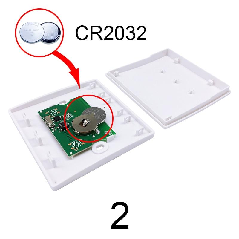 Hbda854a8a2d041c1a98bdfafc8ddb141N - QIACHIP Smart Home Wifi Switch 10A 2200W 433Mhz Wireless RF Remote Control Switch For Alexa Google Home Timer Automation Module