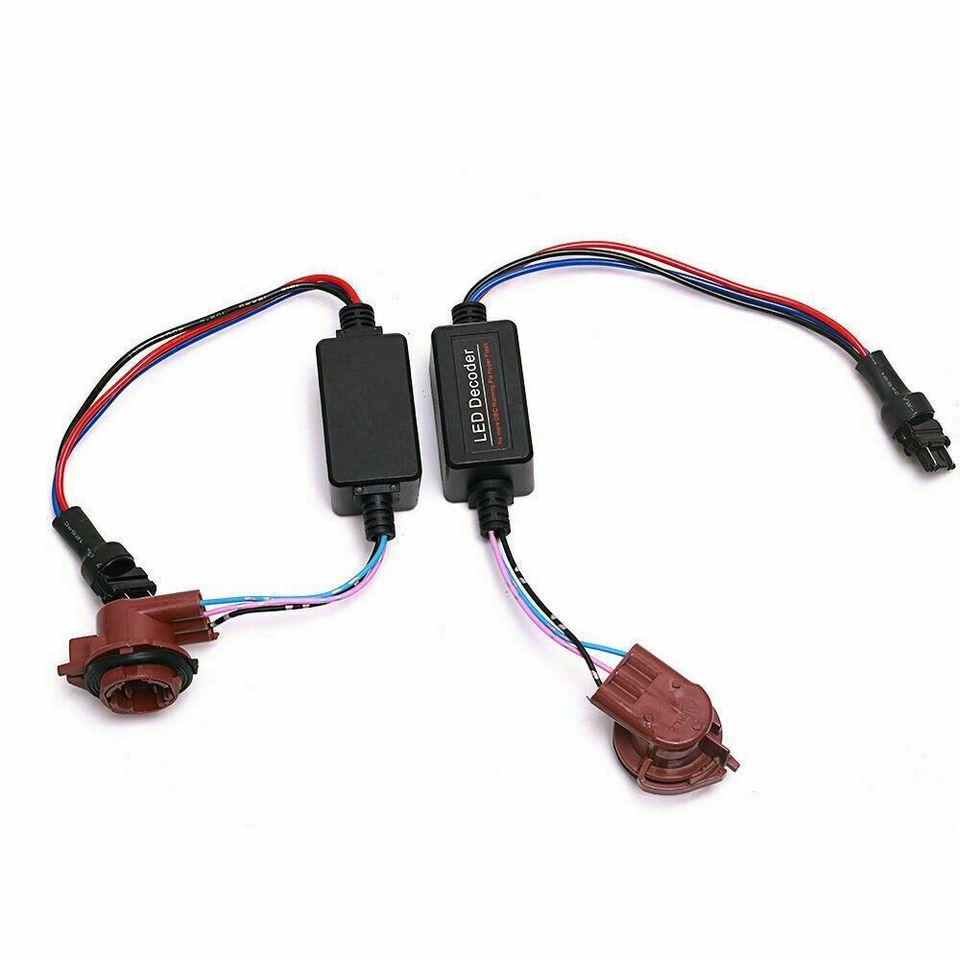 3156 3157 3taps LED Decoder LED Warning Canceller No Error For LED Light