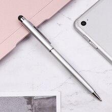 Новый Стилус двойного назначения, 1 шт., ручка для сенсорного экрана, мобильный телефон, универсальная ручка для сенсорного экрана для iPhone, ...