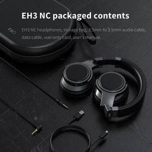 Image 5 - FiiO EH3 NC EH3NC auriculares por Bluetooth 5,0 con cancelación de ruido, soporte LDAC/aptX HD/One touch NFC/50hr duración de la batería