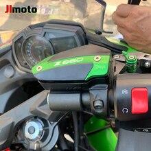 באיכות גבוהה חדש אופנוע CNC אביזרי מול נוזל כיסוי צילינדר מאגר בלם שווי עבור KAWASAKI Z650 Z 650 2017 2020