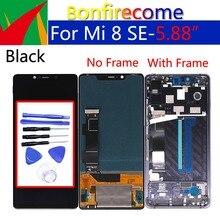 "5,88 ""pantalla Original para xiaomi mi 8 se mi 8 SE LCD Digitalizador de pantalla táctil con marco de xiaomi mi 8 se Asamblea"