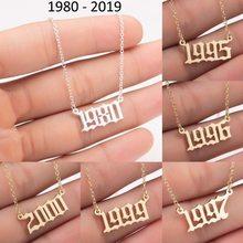 Pendentif de collier de conception Unique, anneau de collier ras du cou, bijoux de mode pour femmes enfants meilleur cadeau