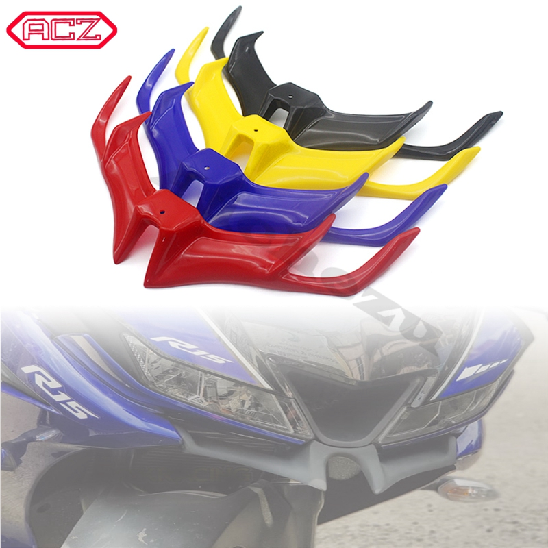 ABS Fairing Cover Aerodynamic Winglets Racing for YAMAHA YZF R15 V3.0 2017