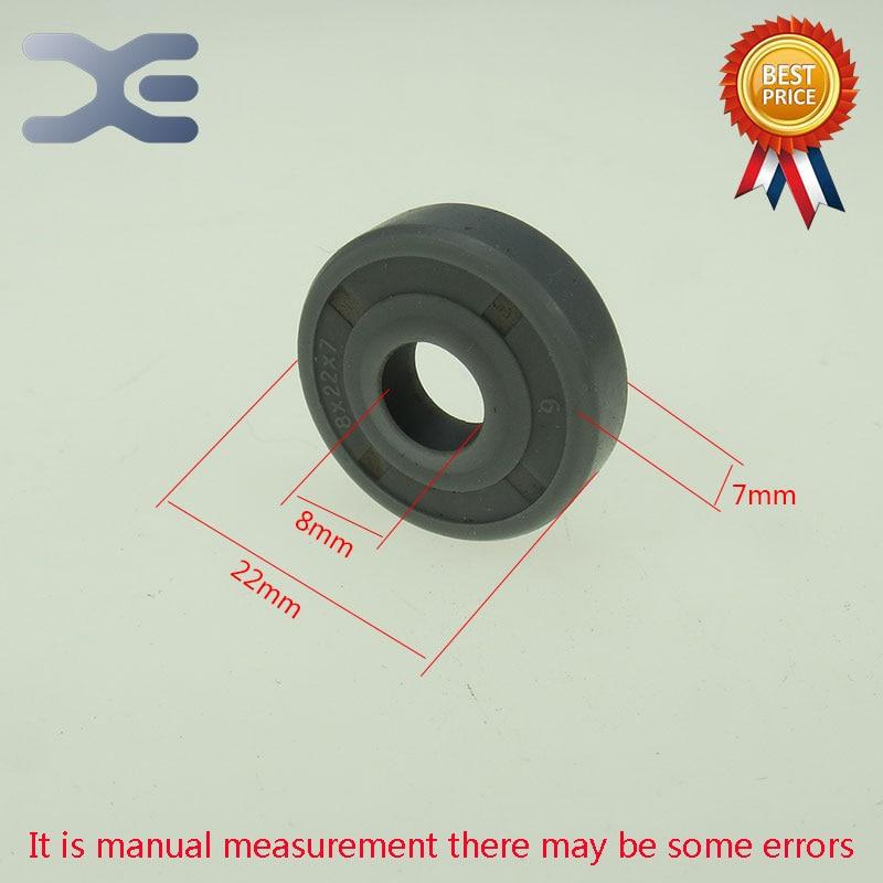 1Pcs Breadmaker Sorbet Machine Repair Parts  For LG Oil Seal Ring TC Inner Diameter 8 Outer Diameter 22 Thickness 7 Wearable
