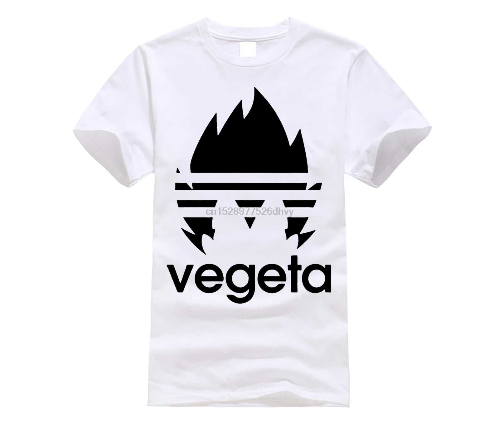 Мужская футболка Addidas Vegeta, бренд 2019