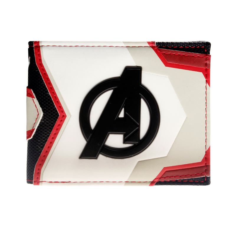 The Avengers Wallet Fashionable High Quality Men's Wallets Designer New Purse Dft3171