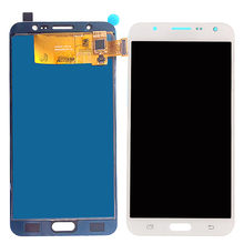 Lcd Display tft oled Touch Screen digitizer Mobile Phone Replacement Repair Parts for samsung galaxy J7 (2016) j710 j710f j710m(China)
