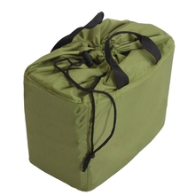 RISE Waterproof Insert Padded Partition Camera Bag Lens Case For Dslr Slr Camera