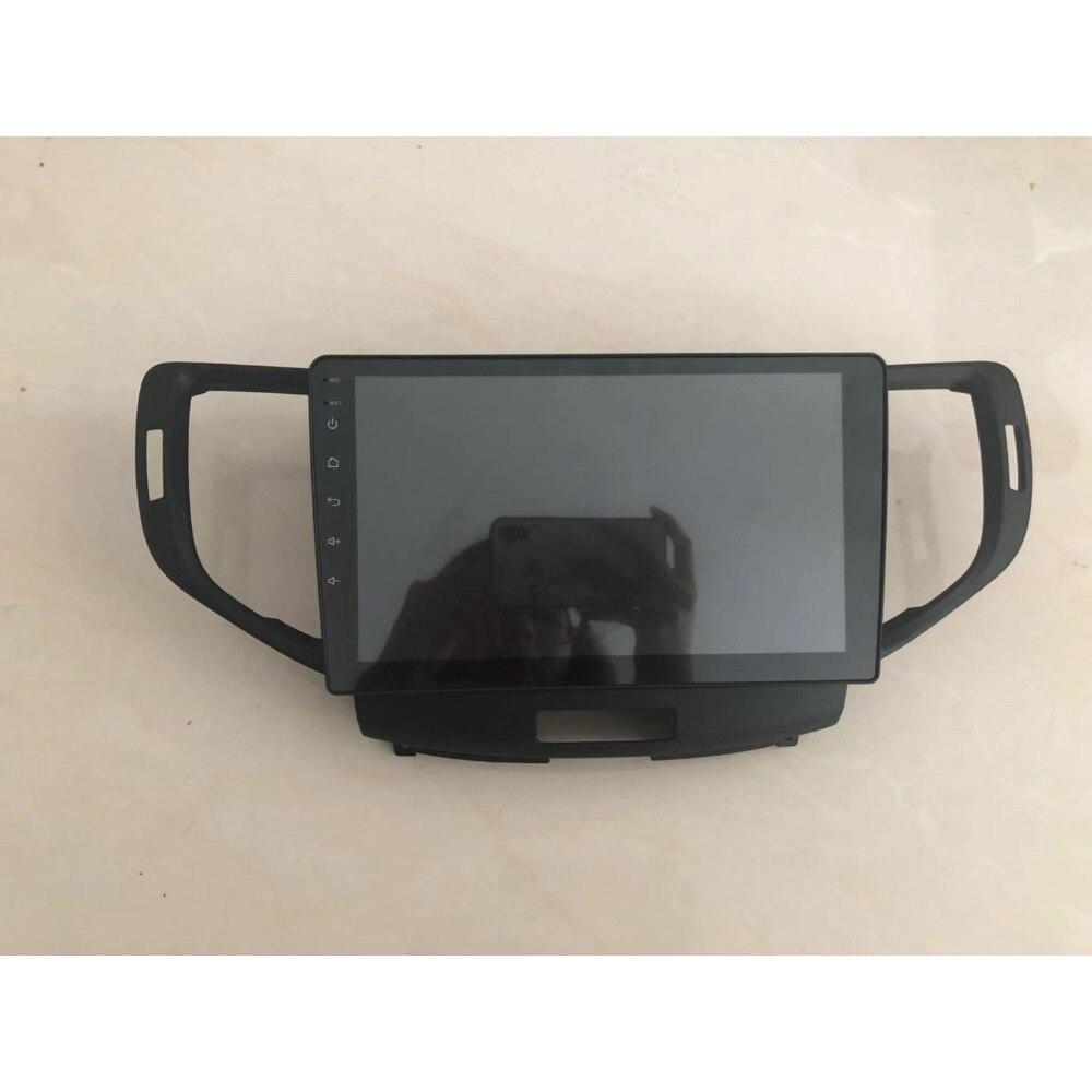 Chogath  9'' Car Radio GPS Navigation Player Android 8.0 Car Multimedia Player For Honda Accord 8 Corsstour Acura Tsx 2008-2013