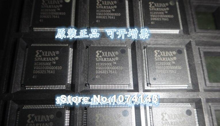 XC3S500E-4VQG100 XC3S500E-4VQ100 XC3S500EVQG100