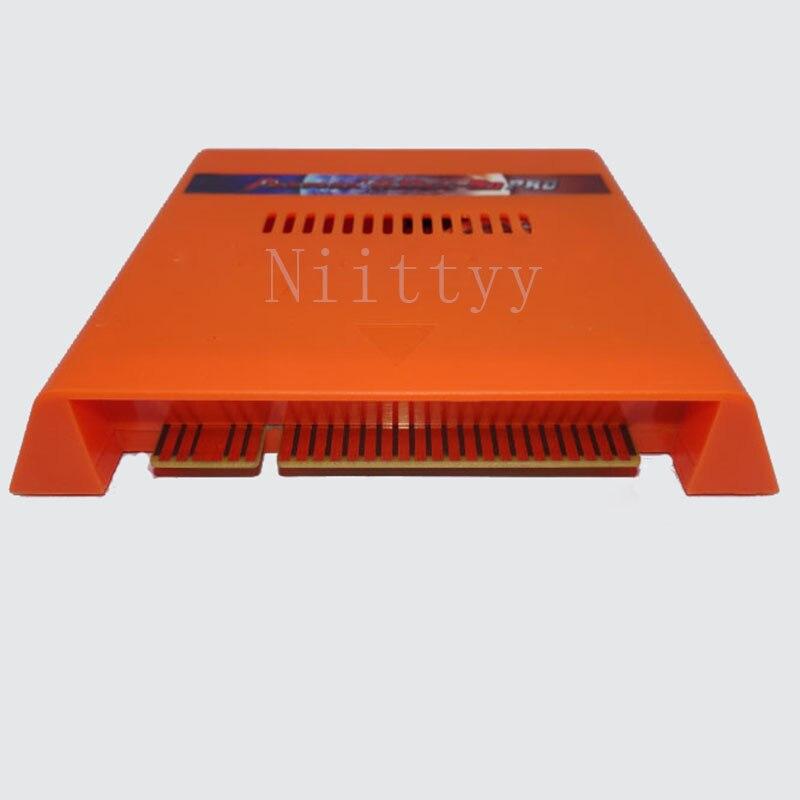 ¡Novedad de 2020! GBOX-EX2 Pandora 3D, caja de juego 3188 en 1, Cartucho de caja de juego Bord de Arcade, Jamma PCB 720P VGA + HDMI, controlador de videojuegos USB