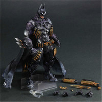 Reload Armor Batman Play Arts Kai Wolverine Howlett Figure Scale Painted Variant Anime Pvc Action & Toy Figures Model Collection