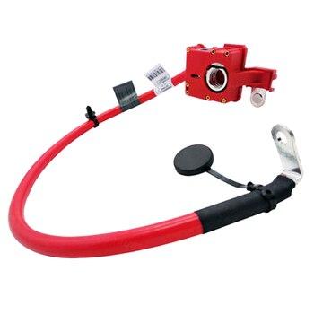 Akumulator samochodowy bezpiecznik zabezpieczenie przed przeciążeniem kabel do BMW X3 2011 2012 2013 6112 9225 099 61129225099 w Klemy od Samochody i motocykle na