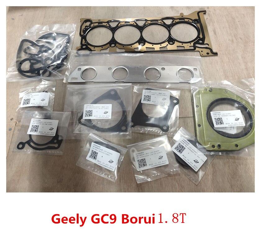 Купить наборы для восстановления двигателя geely атлас gc9 emgrand