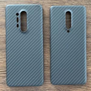 Image 5 - Aramid fiber Back Cover For OnePlus 7 Pro 보호 케이스 7T 8 nord 탄소 케이스 및 커버 나일론 범퍼 공식 디자인