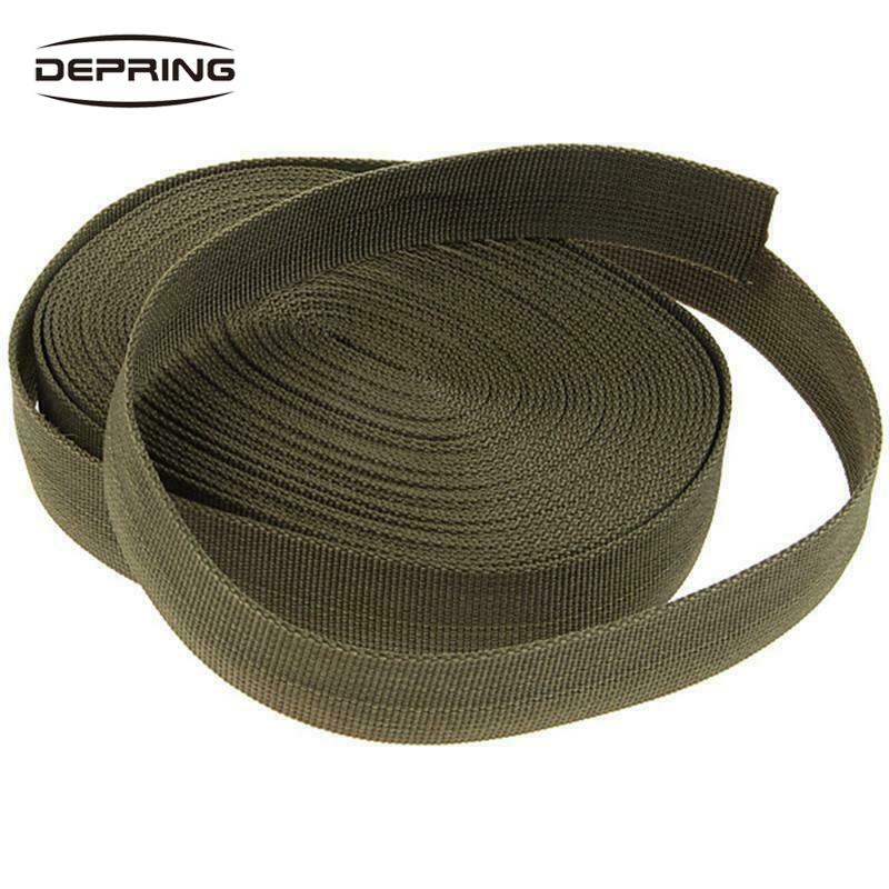 10M Outdoors Multi-function Tactical Nylon Military Straps Webbing Belt Silent Sling For Rifle Sling Gun Strap Hunting Accessory