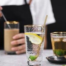Японская пномпеньская молотковая стеклянная оригинальная бутылка чашка, чашка для домашнего сока, персонализированные чашки для питья