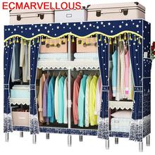 Armadio Dressing Penderie Meble Armario Tela Rangement Chambre Dresser Closet De Dormitorio Bedroom Furniture Mueble Wardrobe