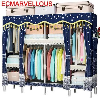 Armadio Dressing Penderie Meble Armario Tela Rangement Chambre Dresser Closet De Dormitorio Bedroom Furniture Mueble Wardrobe