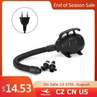 Bomba de aire portátil de tamaño pequeño para el hogar, herramienta de utilidad de acampada, esterilla de aire, herramienta de inflado de aire, seguridad rápida