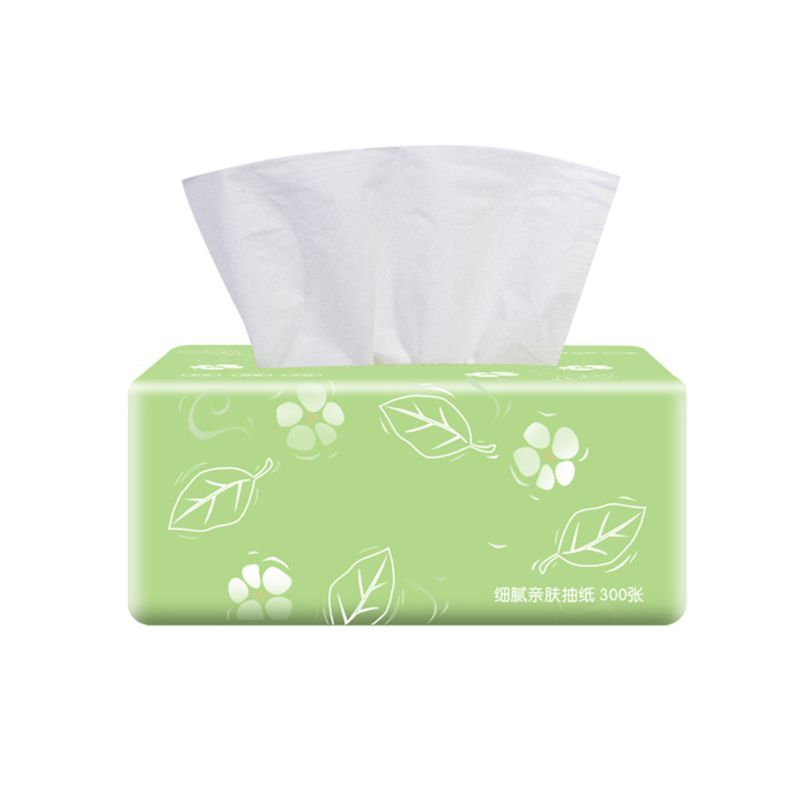 Organic Bamboo Toilet Paper, Hypoallergenic For Sensitive Skin Toilet Tissue X7YB