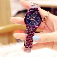 цена на 2019 New Stainless Steel Belt women Watch Classic Minimalist Alloy Analog ladies Quartz wrist watches