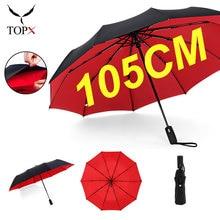 Folding-Umbrella Business-Parasol Automatic Rain Female Strong Women Windproof Car 3