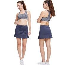 Спортивная повседневная юбка-брюки свободного кроя большого размера, короткая юбка-футляр, быстросохнущая ткань, волан, юбка-брюки, плиссированная юбка для женщин