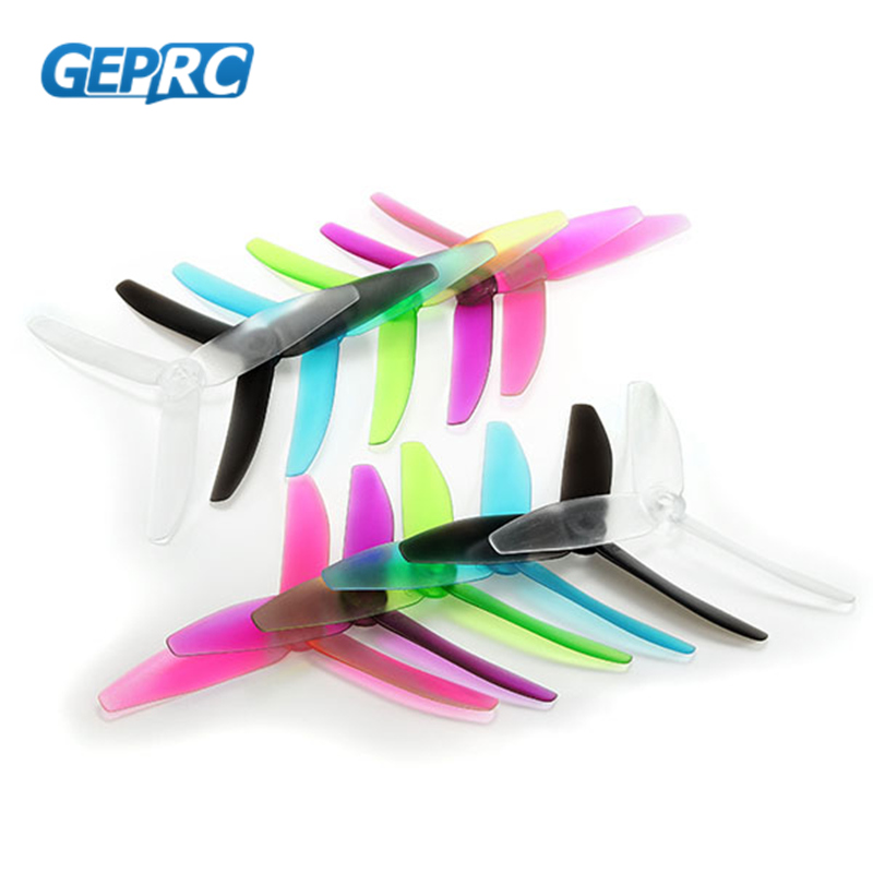 10Pairs 20PCS GEPRC 5040 V2 5 Inch CW CCW 3 Blade Propeller For RC Quadcopter Models FPV Racing Drone
